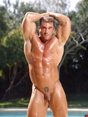 Of naked male bodybuilders pictures Tall Bodybuilders
